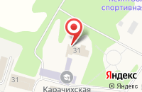 Схема проезда до компании ШАКША в Ярославле
