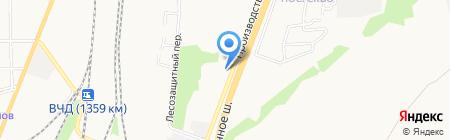 Ителла на карте Батайска