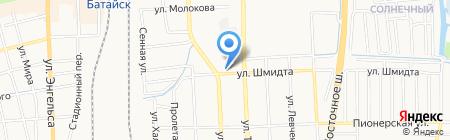 Продуктовый бутик на карте Батайска