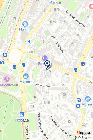 ПТФ ВТОРМЕТ на карте Сальска