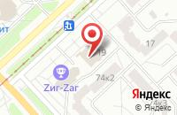Схема проезда до компании Ale Capone в Ярославле