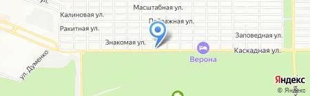 Продукты на карте Ростова-на-Дону
