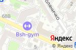 Схема проезда до компании Ростехнадзор в Ростове-на-Дону