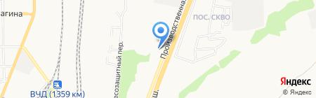 Металлокомплект-М на карте Батайска
