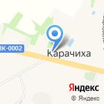 Ярколесо на карте Ярославля