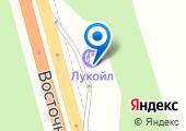 АЗС на Сальском шоссе на карте