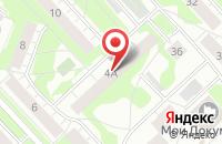 Схема проезда до компании Ярославская Мясная Компания в Ярославле