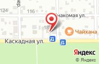 Схема проезда до компании Нептун в Ростове-на-Дону