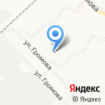 Север-21 на карте Ярославля