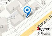 Первая сервисная компания на карте