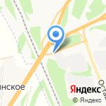 Автожизнь на карте Ярославля