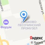 Электромеханическое предприятие на карте Рязани