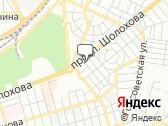 Стоматологическая клиника «СтомаЛюкс (Шолохова)» на карте