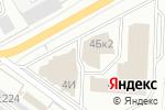 Схема проезда до компании Колизей в Рязани
