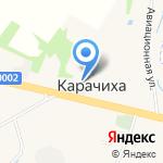 СНМ-мебель на карте Ярославля