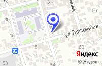 Схема проезда до компании ПРОКУРАТУРА КОНСТАНТИНОВСКОГО РАЙОНА в Константиновске