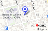 Схема проезда до компании ГУ СЛУЖБА СУДЕБНЫХ ПРИСТАВОВ в Константиновске