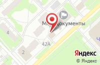 Схема проезда до компании Все Вместе в Ярославле