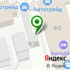Местоположение компании Автоклуб