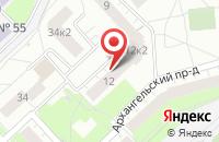 Схема проезда до компании Управление Федеральной службы исполнения наказаний по Ярославской области в Ярославле