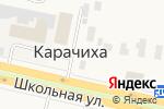 Схема проезда до компании ЯрВинторг в Карачихе
