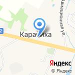 ЯрВинторг на карте Ярославля