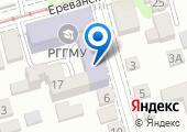 Ростовский-на-Дону гидрометеорологический техникум на карте