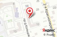 Схема проезда до компании Отделение почтовой связи №19 в Ярославле