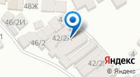 Компания Телемаг на карте