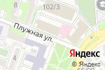 Схема проезда до компании Банкомат, Восточный экспресс банк, ПАО в Ростове-на-Дону