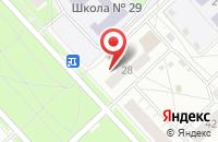 Схема проезда до компании Отделение почтовой связи №61 в Ярославле