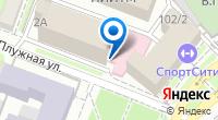 Компания Русэлектросервис на карте