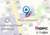 Ростовский центр профессиональной подготовки и повышения квалификации кадров Федерального дорожного агентства на карте