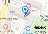 Огни Ростова на карте