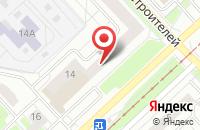 Схема проезда до компании НЬЮ Сэт в Ярославле