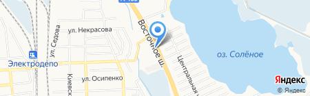 ПетроМастер на карте Батайска