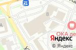 Схема проезда до компании Магазин джинсовой одежды в Рязани