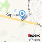 Для здоровья на карте Ярославля