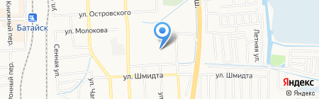 Ксения на карте Батайска