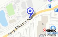 Схема проезда до компании РЕМТА в Рязани