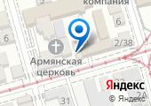Сервис-Инструмент на карте