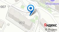 Компания Руспереезд Сочи на карте