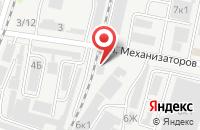 Схема проезда до компании Р-Принт в Ростове-На-Дону
