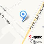 КомпСервис на карте Ярославля