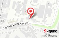 Схема проезда до компании Д в Ростове-на-Дону