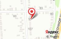 Схема проезда до компании Донская Степь в Батайске