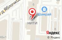 Схема проезда до компании Инфо Медиа в Рязани