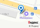 Водоканал сервис на карте
