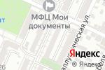 Схема проезда до компании Ювенал в Ростове-на-Дону