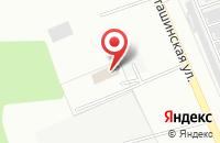 Схема проезда до компании Аревут в Ярославле